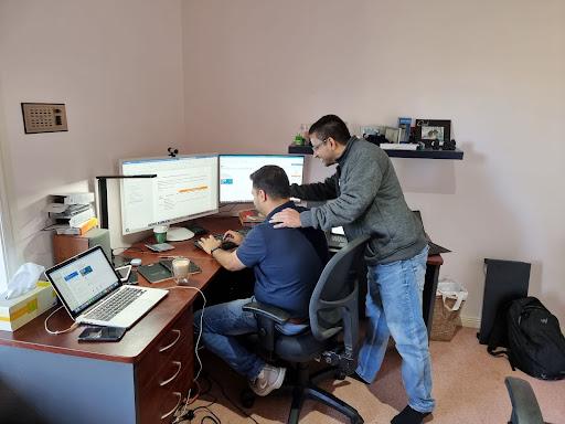 Octane home office