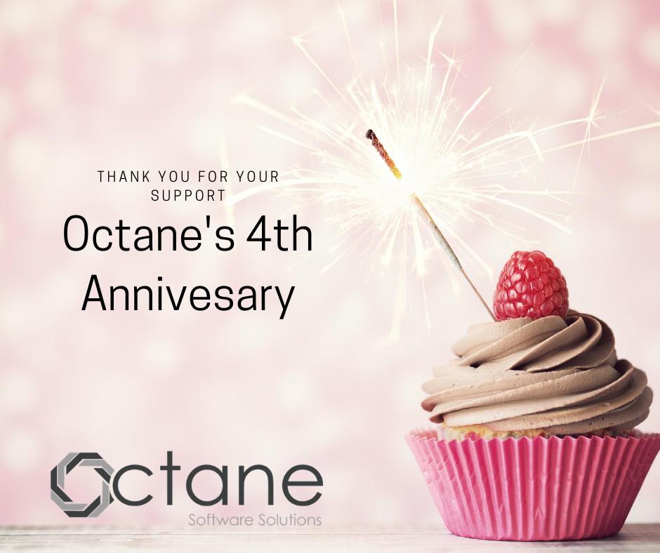 Octanes 4th Annivesary